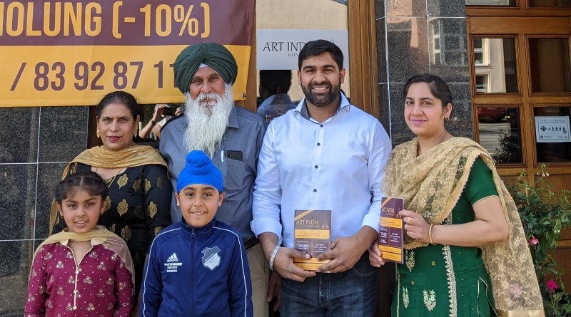 Familie Singh